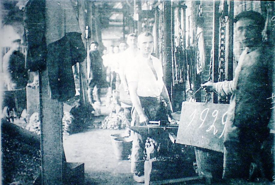 Kettenfabrik Schlieper, Möhnestraße