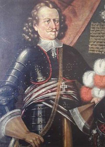 Augustin Oswald von Lichtenstein-Karneid