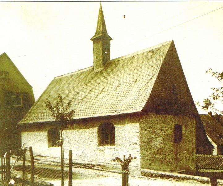 Kapelle von 1625 in Waldhausen