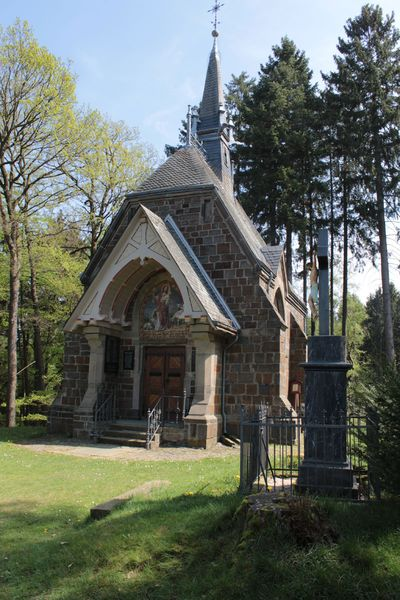 Die Kreuzbergkapelle
