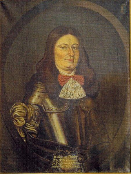 Wilhelm von Plettenberg, Bauherr der Kirche