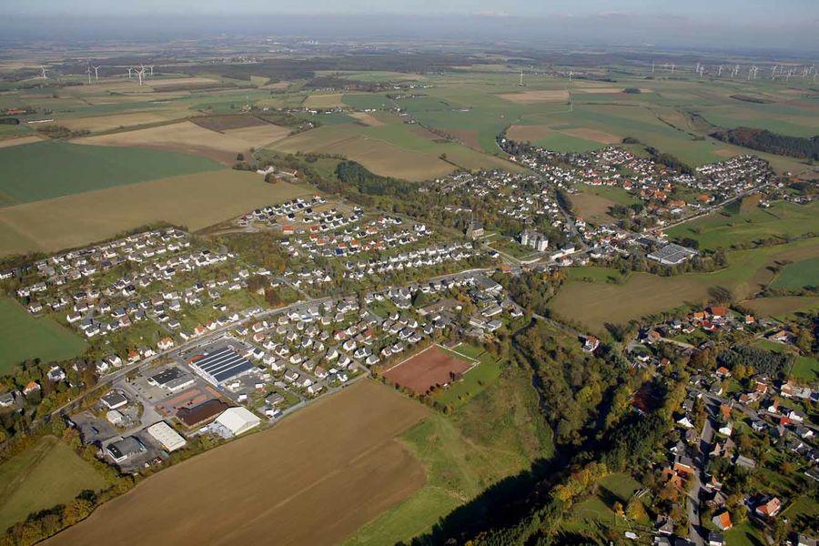 Kirchspiel Mülheim 2010 – Copyright Kreis Soest